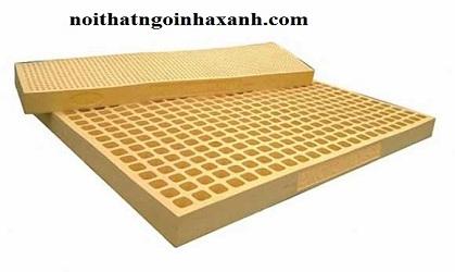 Nệm Cao Su Tự Nhiên Kim Cương happygold 1m4x2mx5cm