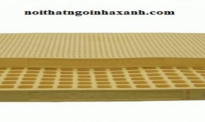 Nệm Cao Su Tự Nhiên Kim Cương happygold 1m4x2mx10cm