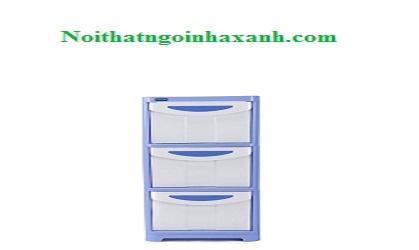 Tủ Nhựa Duy Tân Lớn 3 Tầng